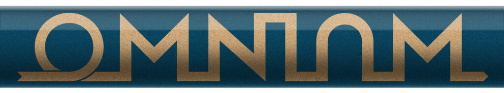 Tube Color Midnight Blue with Gold Logo